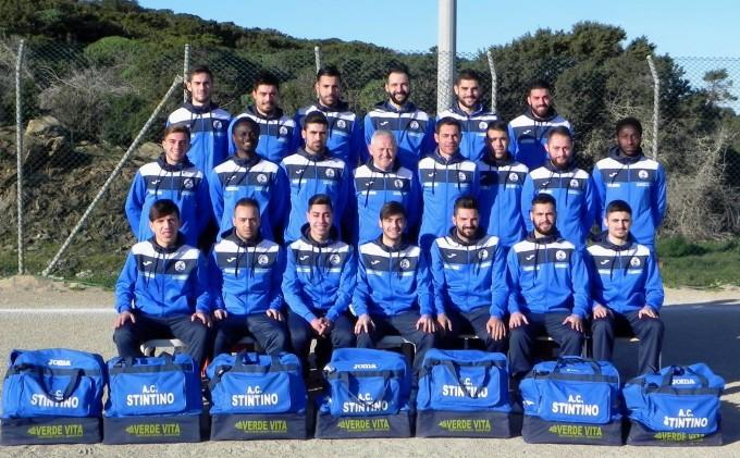 Stintino Calcio 2017-2018 DUE