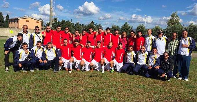 Ussana Calcio - 2017-2018
