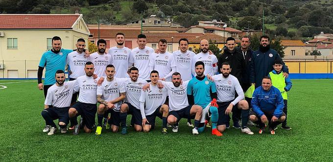 ASD Gerrei Calcio 1984 - 2017-2018