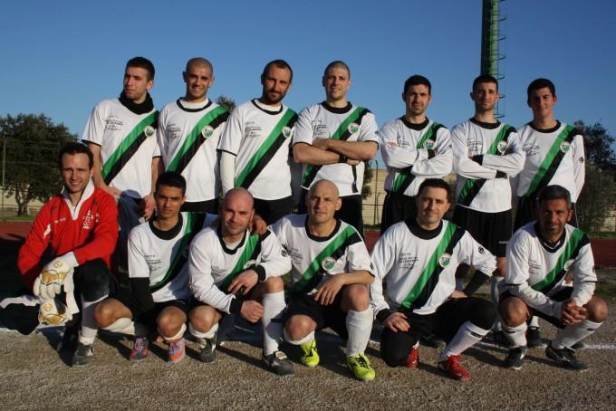 Atletico Uta - 2011-2012 (UISP)