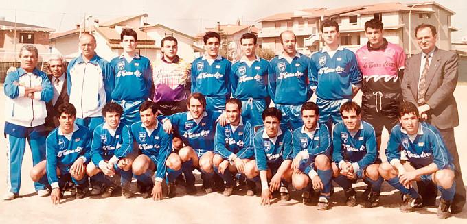 Decimoputzu Calcio 1991-1992