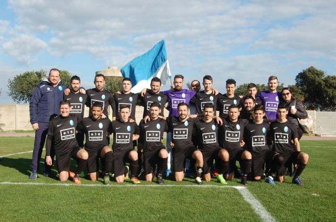 Decimoputzu Calcio - 2017-2018