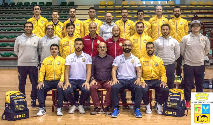 Futsal Ossi - 2017-2018