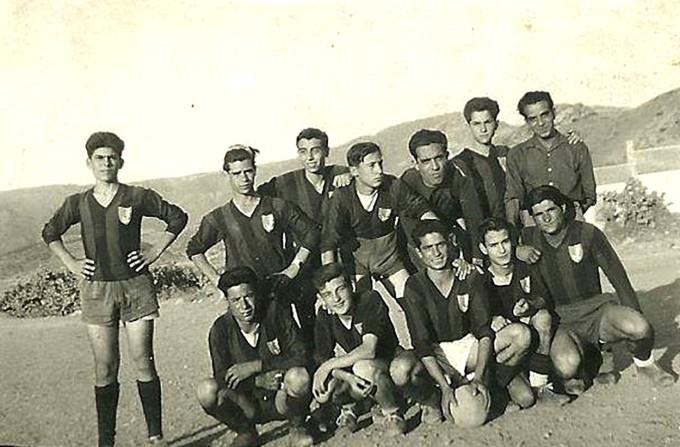Gerrei Calcio - 1957-1958