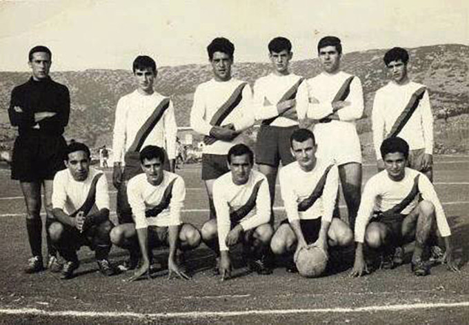 Gerrei Calcio - 1964-1965