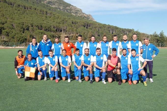 Idolo Calcio Arzana 2015-2016