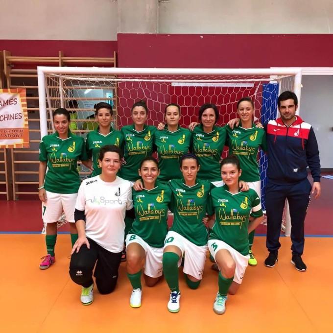 Jasnagora Calcio a 5 - Cagliari 2015-2016