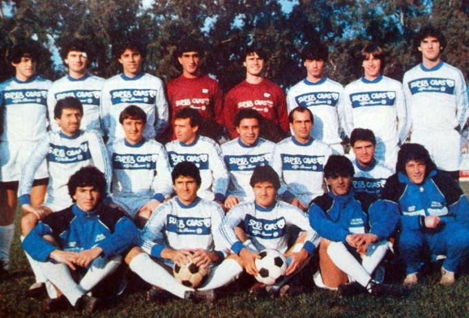 Olbia Calcio - 1985-1986