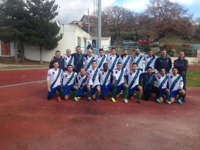 Polisportiva Orani - 2016-2017