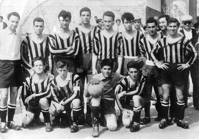 Polisportiva Orunese - Orune anni cinquanta