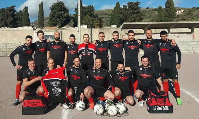 Santu Juanne Calcio - Thiesi 2017-2018