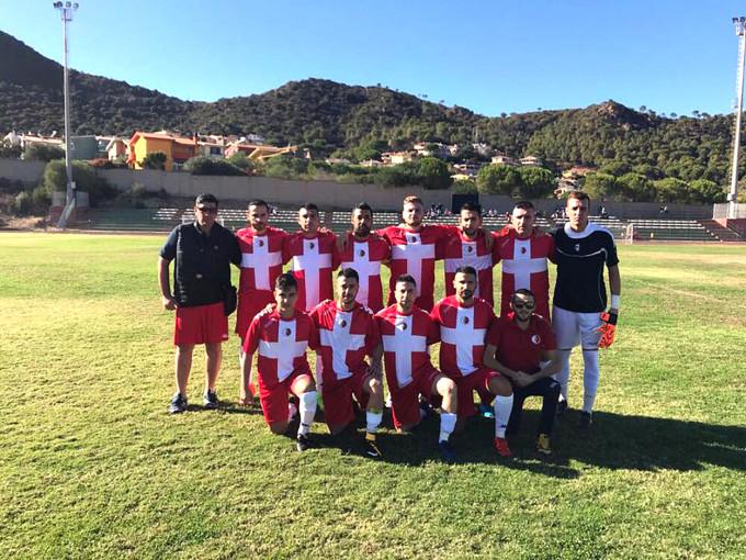 ASD Calcio Capoterra 2017-2018