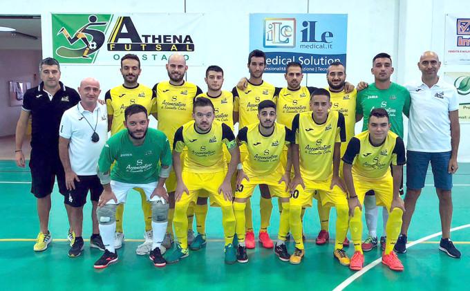 Athena Futsal - Oristano 2018-2019