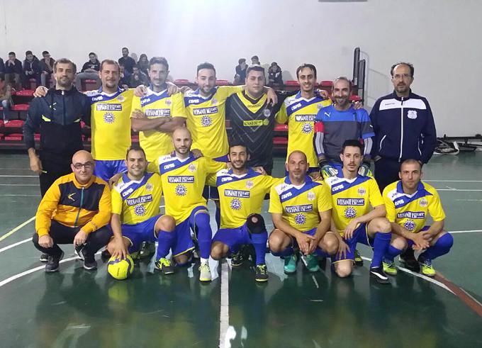 Calcetto Mogoro 2017-2018
