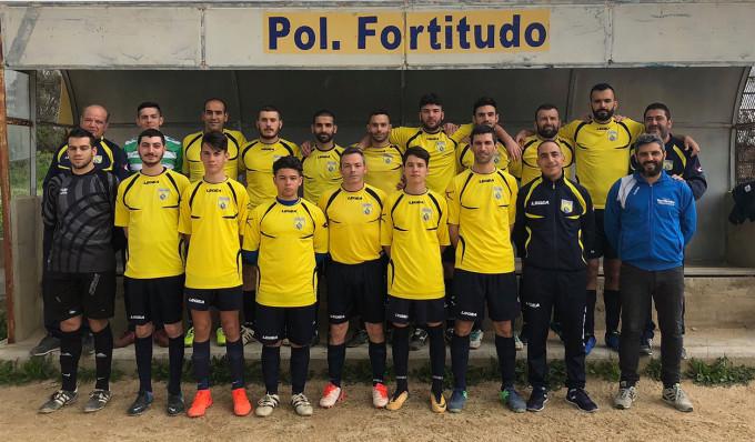 Fortitudo Guspini · 2017-2018