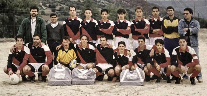Laconi Calcio - 1990-1991