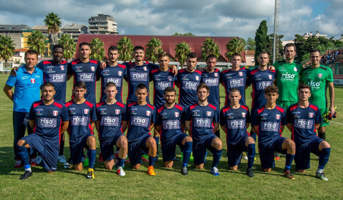 Oristanese Calcio - Oristano 2018-2019