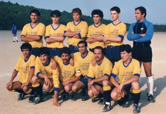 Polisportiva Orunese - Orune anni novanta