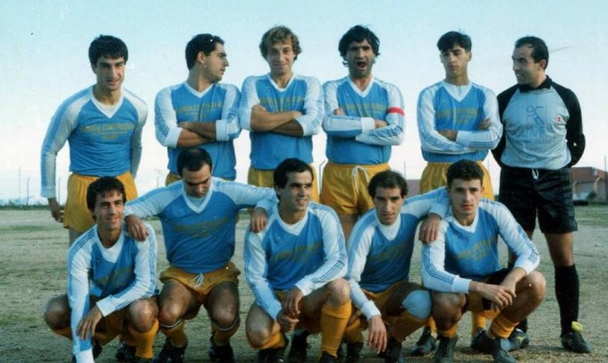 Polisportiva Orunese - Orune anni novanta DUE