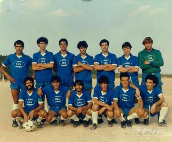 Polisportiva Orunese - Orune anni ottanta