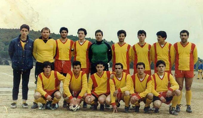 Polisportiva Orunese - Orune anni settanta