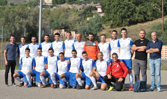 Polisportiva Silanus Calcio 2018-2019