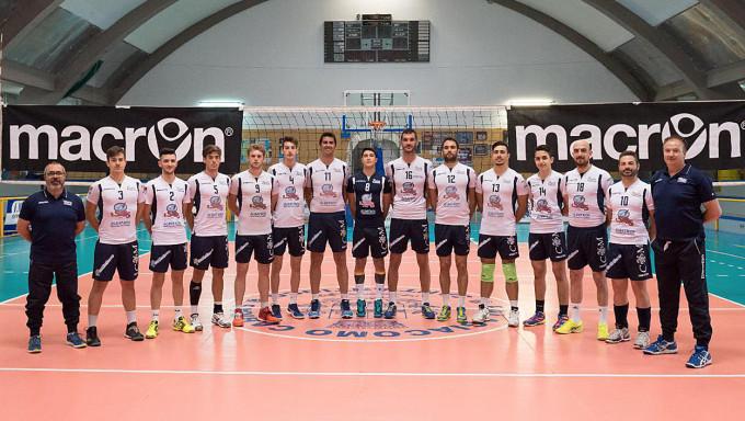 VBA Olimpia Sant'Antioco - 2017-2018