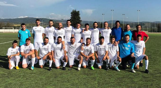 ASD Gerrei Calcio 1984 - San Nicolò Gerrei 2018-2019