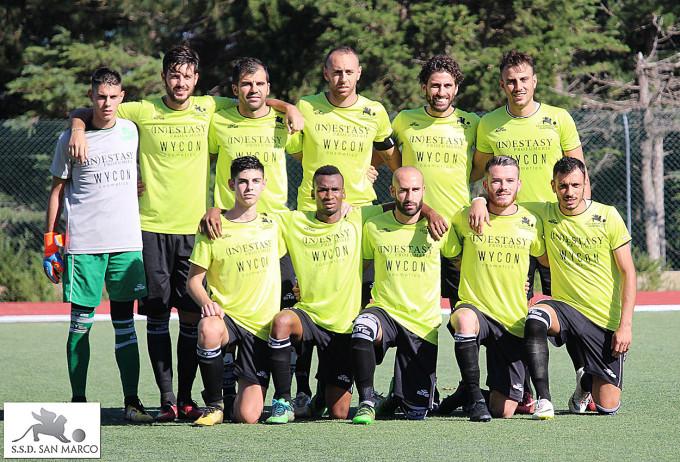 ASD San Marco Calcio Assemini 80 - 2018-2019
