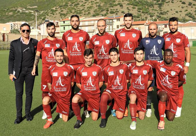 Arbus Calcio 2018-2019