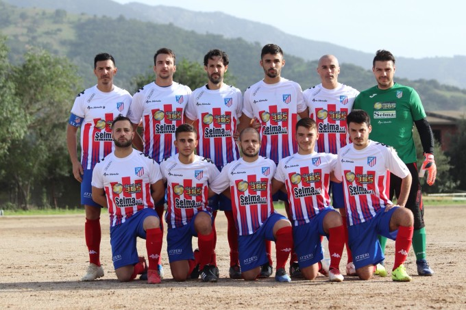 Atletico Settimo - Settimo San Pietro 2018-2019