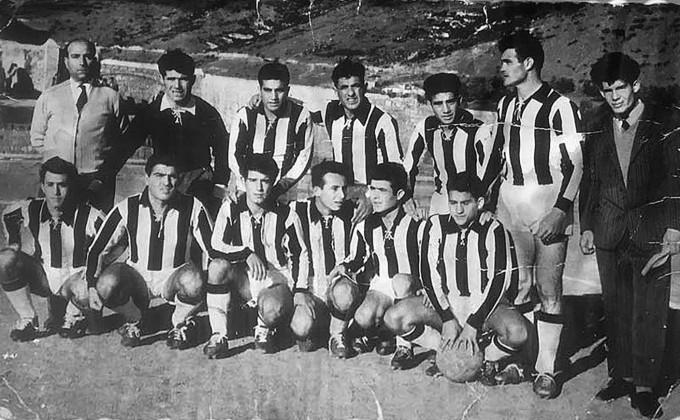 Bosa Calcio 1957-1958