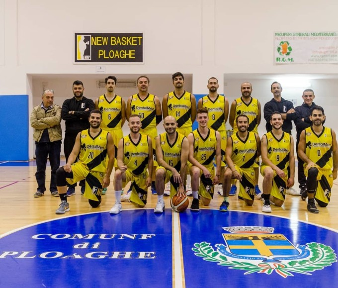 New Basket Ploaghe · 2018-2019
