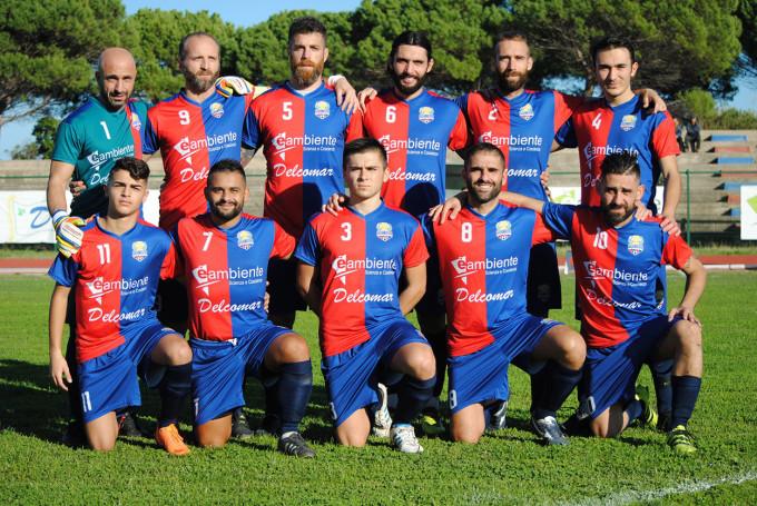 Porto Torres Calcio · 2018-2019