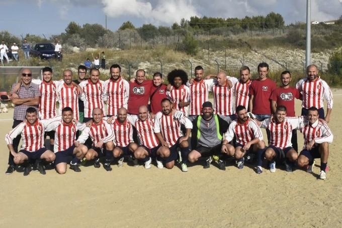 Sandalia Calcio - Sassari 2017-2018