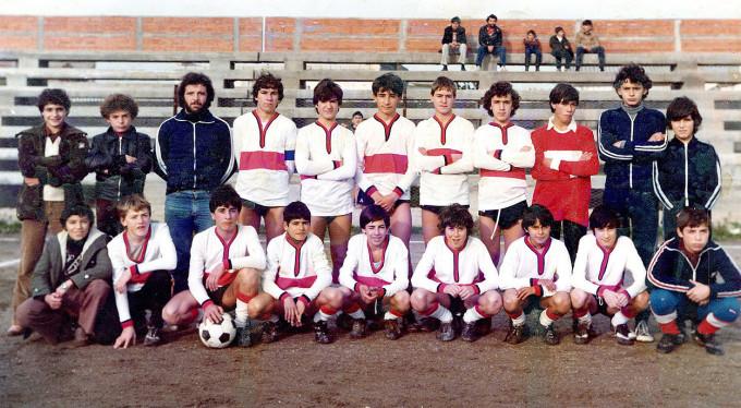 Solarussa Calcio - anni settanta