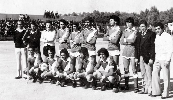 Solarussa Calcio - anni settanta DUE