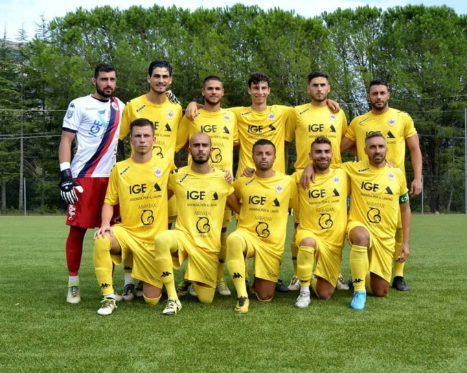 Tortolì Calcio 2018-2019