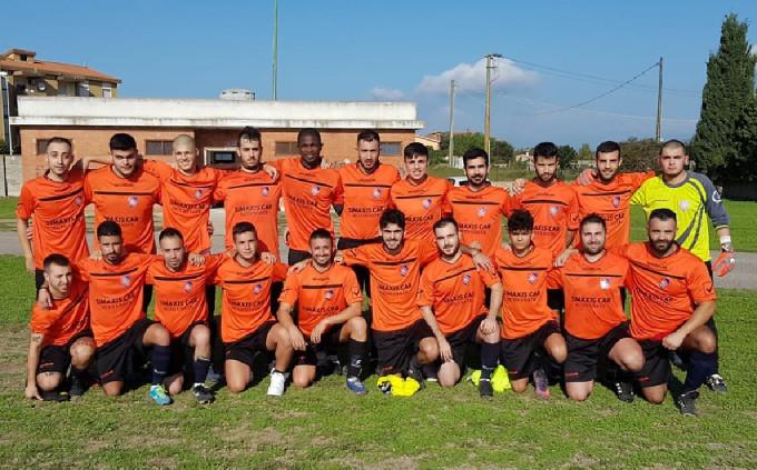 ASD Polisportiva Simaxis 2014 - 2018-2019