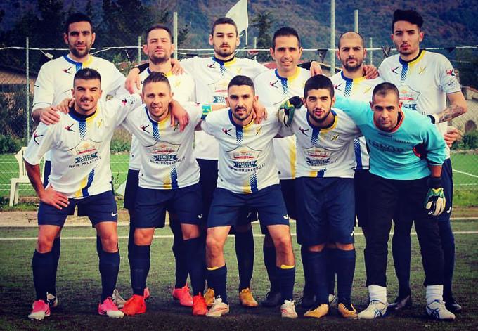 ASD Tonarese Calcio · Tonara 2018-2019