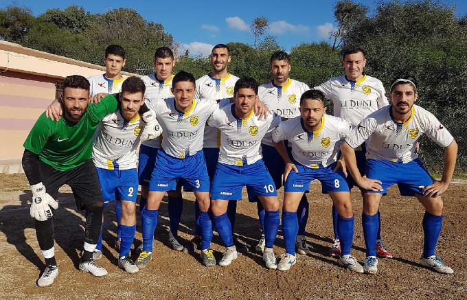 Badesi Calcio '09 - 2018-2019