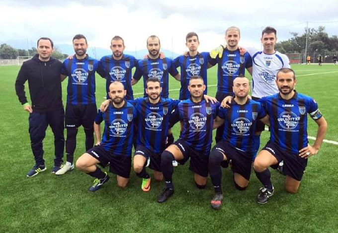 Baunese Calcio · Baunei 2018-2019