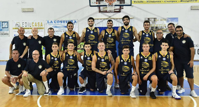 Calasetta Basket · 2018-2019