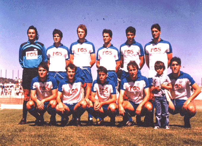 Carbonia Calcio 1985-1986
