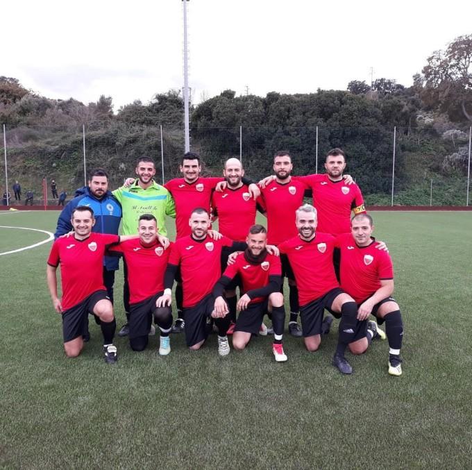 Kalagonis Calcio - Maracalagonis 2018-2019