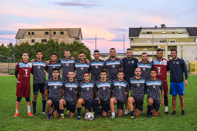 Macomerese Calcio · Macomer 2018-2019