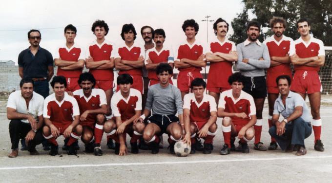 Solarussa Calcio - 1984-1985