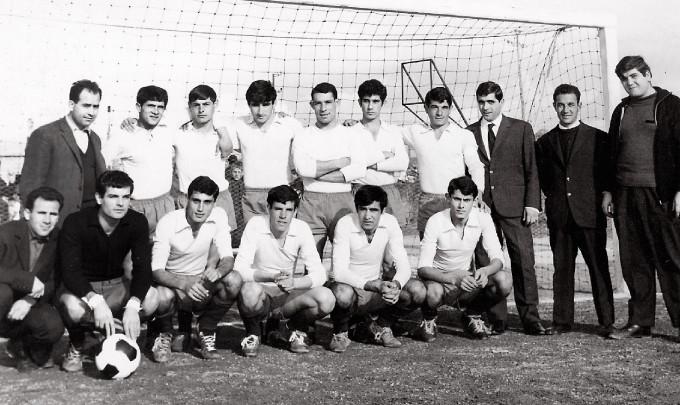 Solarussa Calcio - anni sessanta