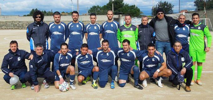 ASD Polisportiva Sestu 2014-2015