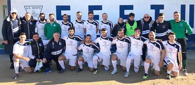 ASD Polisportiva Sestu 2018-2019